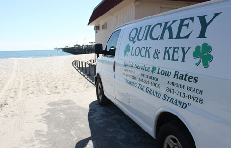 Commercial Locksmith in Myrtle Beach, SC
