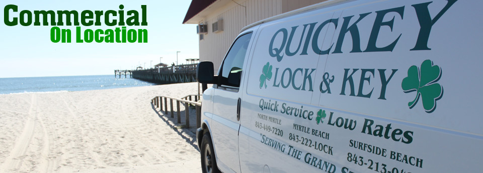 Commercial Locksmith Services In Myrtle Beach